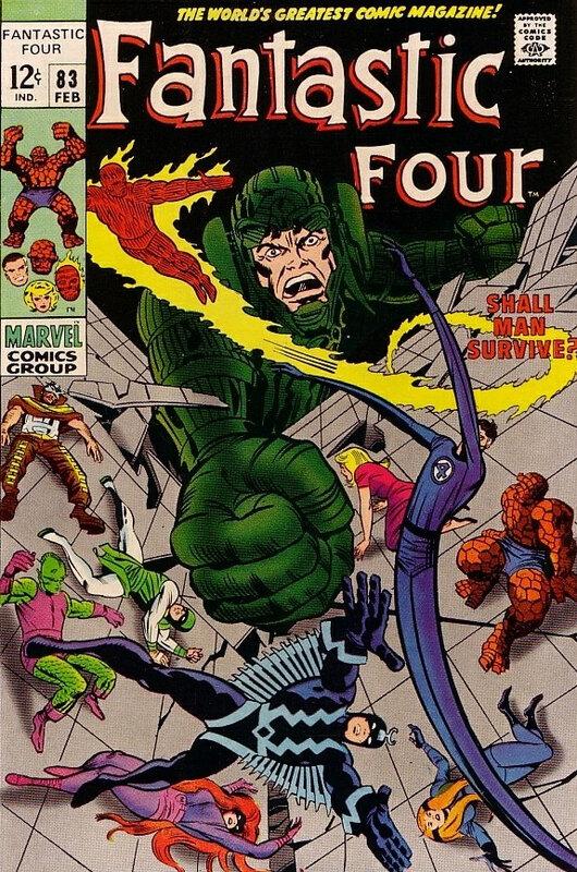 fantastic four 1961 083