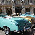 15. La Havane - vieilles américaines pour les touristes