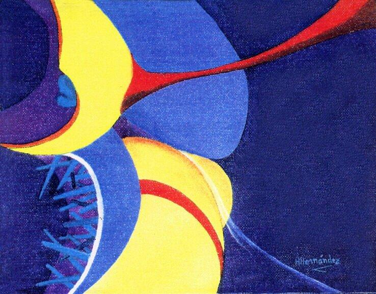 043-Les epines bleus