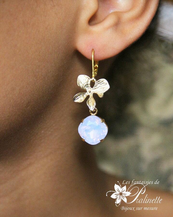 bijoux-mariage-boucles-d-oreilles-orchidees-et-cristal-clear-opal-crystal-earrings