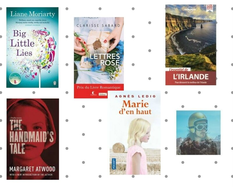 Wish list livres ©Kid Friendly