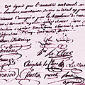 Le 14 septembre 1789 à bonnétable