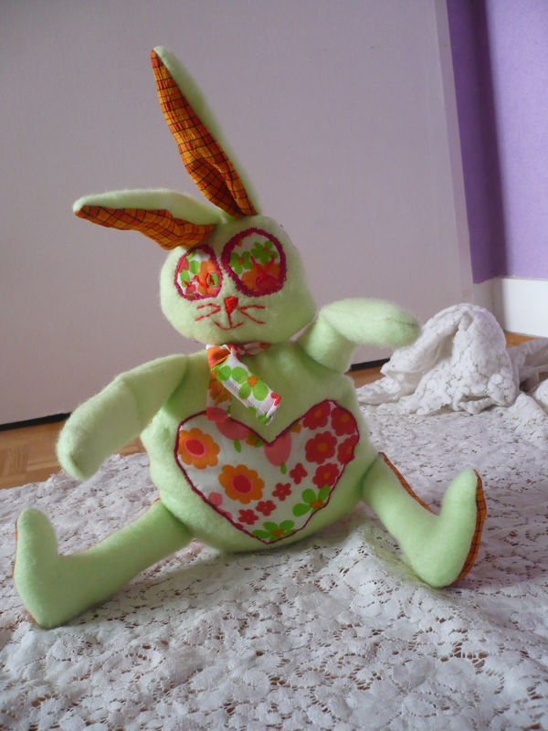 Roger le lapin