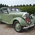 MERCEDES 170V OT W136 Offener Tourenwagen 1937 Schwetzingen (1)