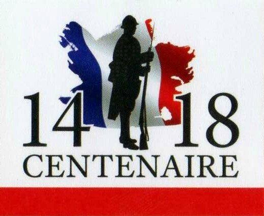centenaire 14-18