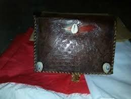 portefeuille magique à trois oeil marabout adjah