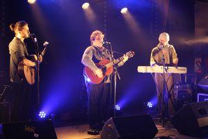 LES GENTLEMEN FROGS Montmartin Reveillons nous 2012