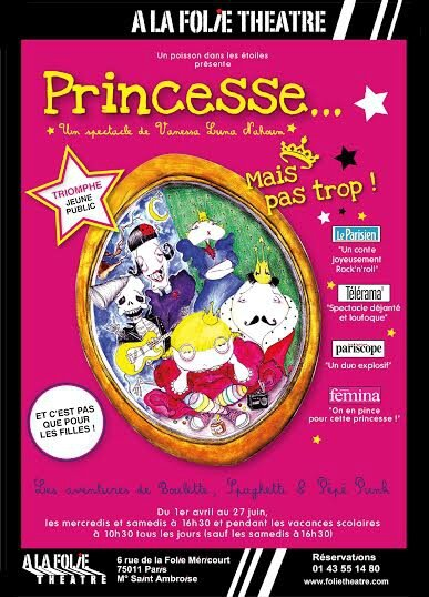 Princesse Folie