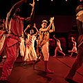 Kirina, chorégraphie de serge-aimé coulibaly, musique de rokia traore, livret de felwine sarr