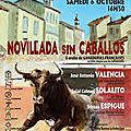 Bouillargues - novillada sin caballos