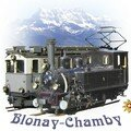 Le train du blonay-chamby