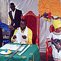 Kongo dieto 4170 :tous ceux la n'ont jamais soude l'amite privilegiee entre la belgique et le congo !