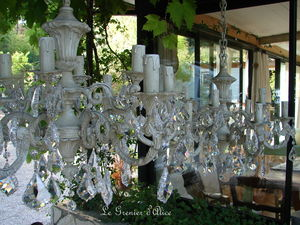 Lustre_ancien_patin__pampilles_dix_branches_decoration_de_charme_shabby