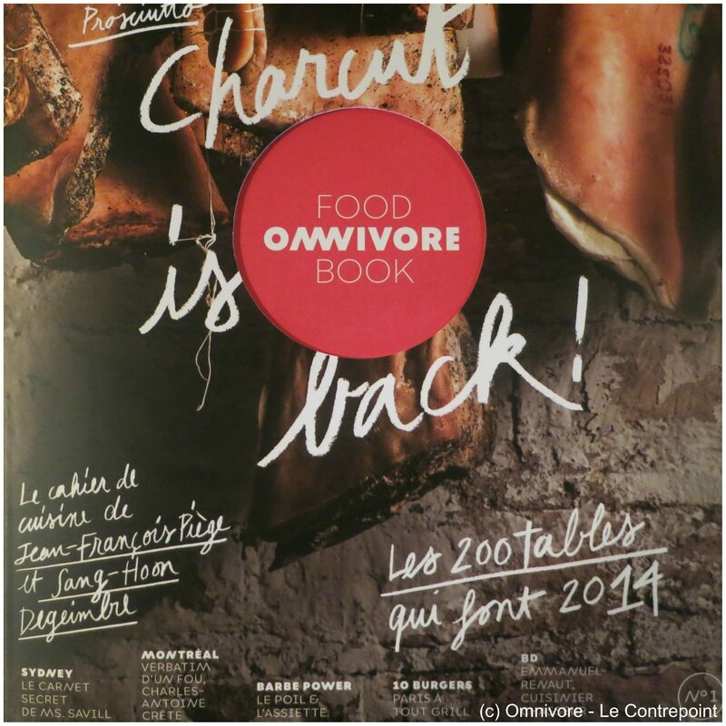 Omnivore Food Book