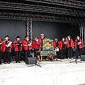 Fête de la Musique à Bogny sur Meuse juin 2010