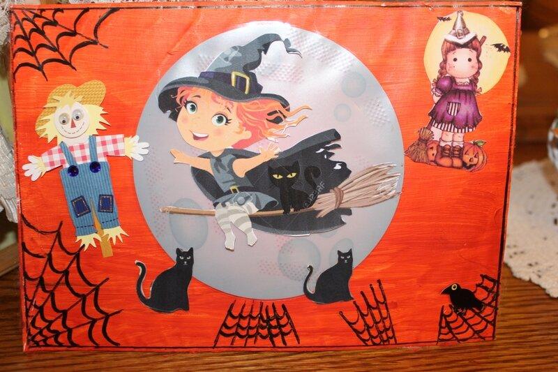 echange halloween envoye mail art1