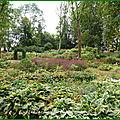 Jardins du pays d'auge (14) cambremer 2° partie