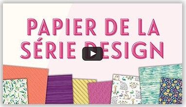 Vidéo Promo papiers design 2018