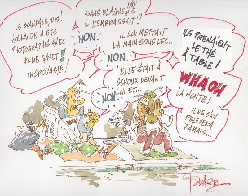Hollande-Julie