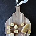 Esquimaux à la banane : recette sans sorbetière sans sucre sans lait (vegan)