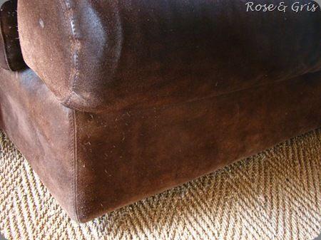 aperçu canapé croute de cuir