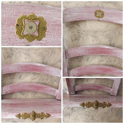 Chaises étagères (4)