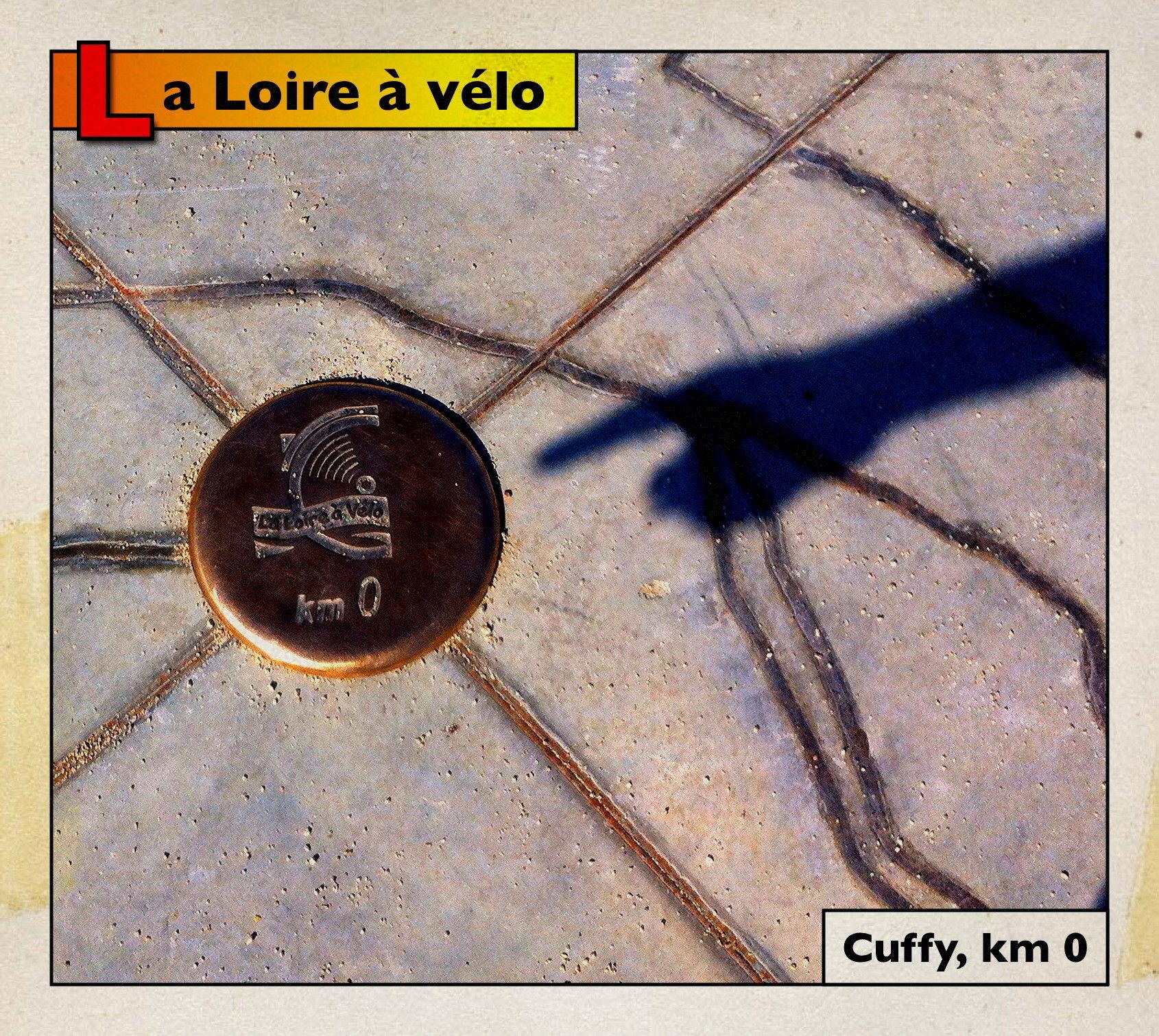 Cuffy, km0 de La Loire à vélo (18)