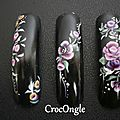 Nail art capsules One Stroke CrocOngle