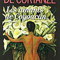 Gérard de cortanze, les amants de coyoacan, albin michel, 2015.