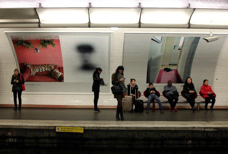 6-Affiche expo photo 'Circulation(s)', Métro_1029