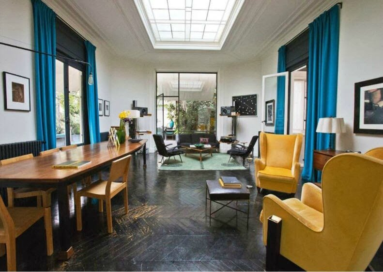 charlotte-gainsbourg-yvan-attal-appartment