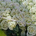 Ensemble depuis 50 ans : les liens du coeur...fleurs et feutrine !