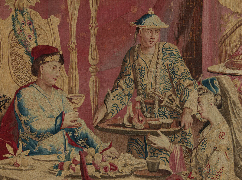 2019_CKS_17042_0109_003(a_louis_xiv_beauvais_chinoiserie_tapestry_depicting_la_collation_after)