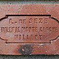 De Seze Montecloche à Villeny 2