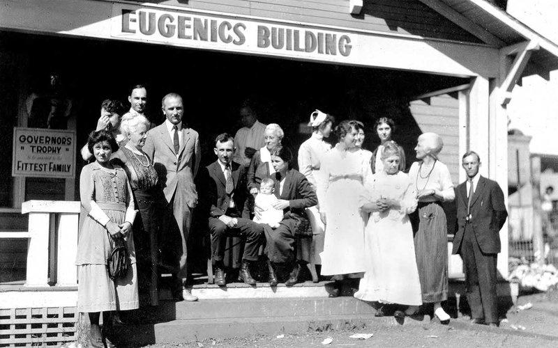 Concours de la famille eugénique dans le Kansas