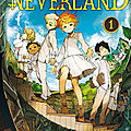 The promised neverland. 1