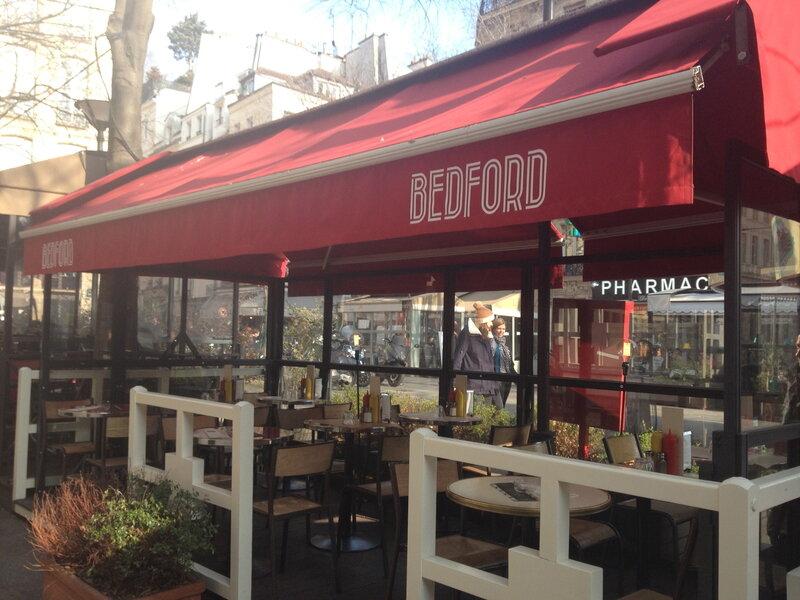 """L'esprit des """"Diners"""" américains au Bedford"""