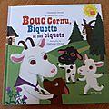 Revue de livres cd jeunesse, 2 nde partie : bouc cornu, oiseau de feu et... magicien d'oz!!!