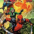 Panini marvel now all new uncanny avengers 1 futur perdu