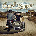 Cyndi lauper - detour - lp vinyl - country rock music - 2016