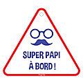 Fête des grands-pères : les cartes surprises pour papy (à imprimer - gratuit)