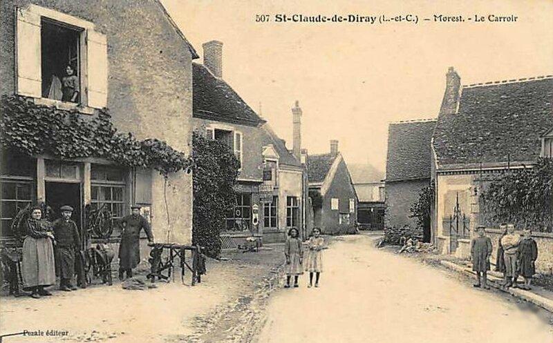 Saint Claude de Diray