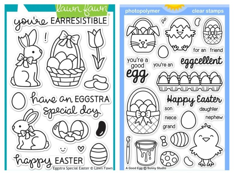 stamps easter