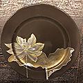 Lotus métallisés