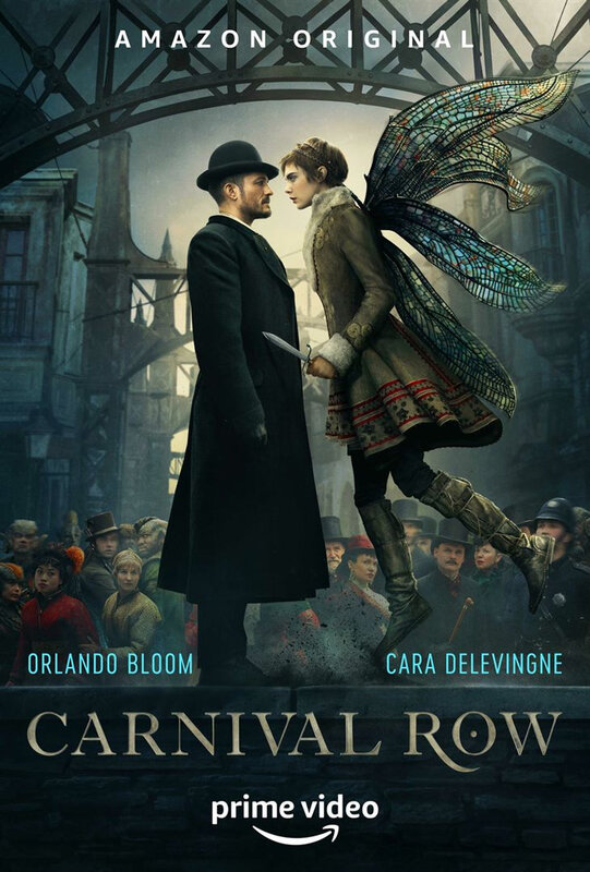 Carnival Row affiche