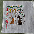 Petit sal de paques - un piccolo sal per pasqua - a little sal for easter n°2