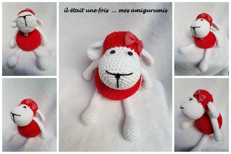 Léopoldine la moutonne