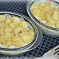 Gratin de gnocchis aux 4 fromages