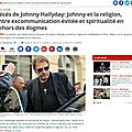 Johnny : la raison funèbre