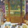 Pierre Bonnard - The breakfast Room